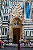 Florence Duomo Cathedral Stock Photography