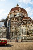 Florence Duomo Cathedral Royalty Free Stock Images