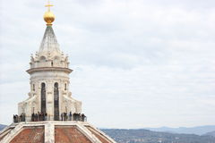 Florence, duomo Royalty Free Stock Image