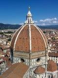 Florence Duomo-mening Stock Afbeeldingen