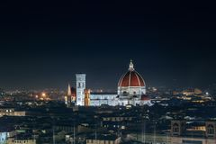 Florence Duomo Santa Maria del Fiore Stock Image
