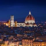 Florence, Duomo Santa Maria Del Fiore Stock Photo