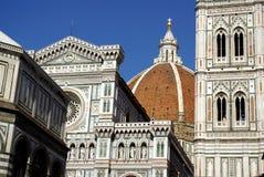 Florence duomo Włoch Fotografia Royalty Free