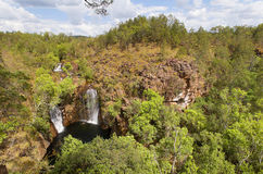 Florence Falls Litchfield Park Royalty Free Stock Images