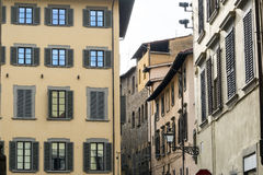 Florence (Firenze) Royaltyfri Fotografi