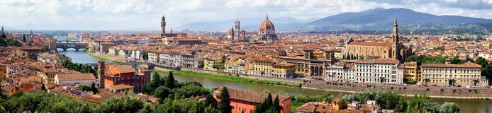 Florence - firenze - Italien Arkivbilder