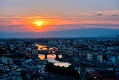 Florence Firenze Italy Fotografia de Stock