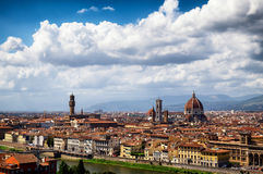 Florence - firenze - italy Royalty Free Stock Photography