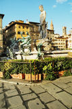florence fontanny Italy neptun zdjęcia stock