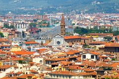 Florence. Fort Belvedere. Stock Images