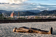 Florence Forte Belvedere Royalty Free Stock Images