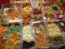 Florence Fresh Market Lizenzfreie Stockfotos
