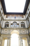 Florence GalleryUffizi Royalty Free Stock Image