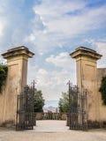 Florence Gates Royaltyfri Bild