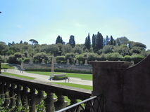 Florence Giardino di Boboli Fotos de Stock