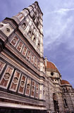Florence Giotto Stock Afbeelding