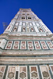 Florence, Giotto's Bell Tower stock photos