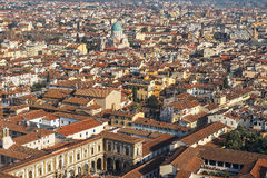 Florence from height Royalty Free Stock Images