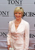 Florence Henderson Stock Photo