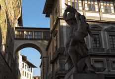 Florence. City landscape. places of Interest. Attractions. Royalty Free Stock Image