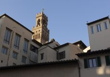 Florence. City landscape. places of Interest. Attractions. Florence. The historical center of the old city Stock Image