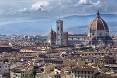 Florence - Italië stock foto