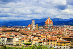 FLORENCE ITALIË stock afbeelding