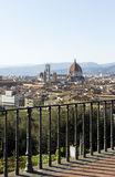 FLORENCE ITALIË royalty-vrije stock afbeelding