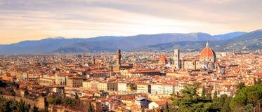 Florence in Italië - Europa royalty-vrije stock fotografie