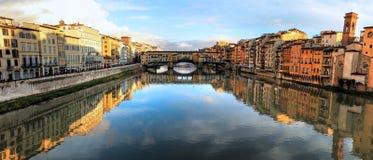 Florence in Italië - Europa royalty-vrije stock foto