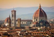 Florence Italien arkivfoto
