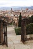 Florence Italien Royaltyfria Foton