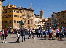 Florence Italien Royaltyfri Fotografi