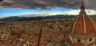 Florence royaltyfria bilder