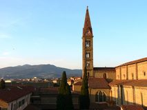 Florence, Italy. Cathederal in Florence Italy, Tuscany region stock photography