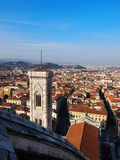 Florence, Italy. Photo was taken in February Stock Image
