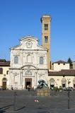 Florence Italy Fotografering för Bildbyråer