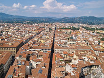 Florence Italy Stock Afbeelding