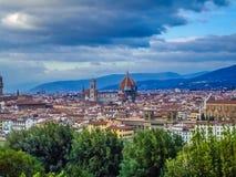 florence Italy Zdjęcie Stock