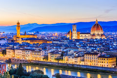 florence italy arkivfoton