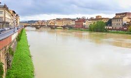 Florence Italy Bridge Stock Images