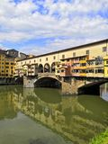 Florence Italy City water river spring travel buildings Firenze reflection colour. Florence italy city water river spring travel buildings firenze reflection stock photo