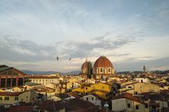 Florence, Italy, Duomo stock photography