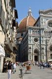 Florence Italy Duomo Duomo Royalty Free Stock Images