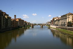 Florence, Italy (Firenze). Beautiful Florence, Italy is a city of wonderful museums and European magic Stock Images