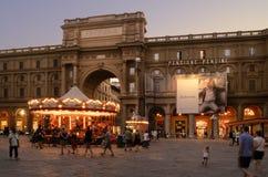 Hotel Pendini, Hotel in Florence near Piazza della Republica royalty free stock images