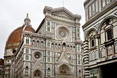 Il Duomo di Firenze stock photography