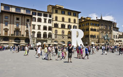 Florence, Italy Royalty Free Stock Photos