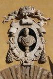 FLORENCE, ITALY - NOVEMBER, 2015: bust of Cosimo de Medici, OPA museum Stock Photography