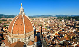 Florence, Italy, panorama. Royalty Free Stock Photography